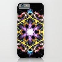 Digital Mandala iPhone 6 Slim Case