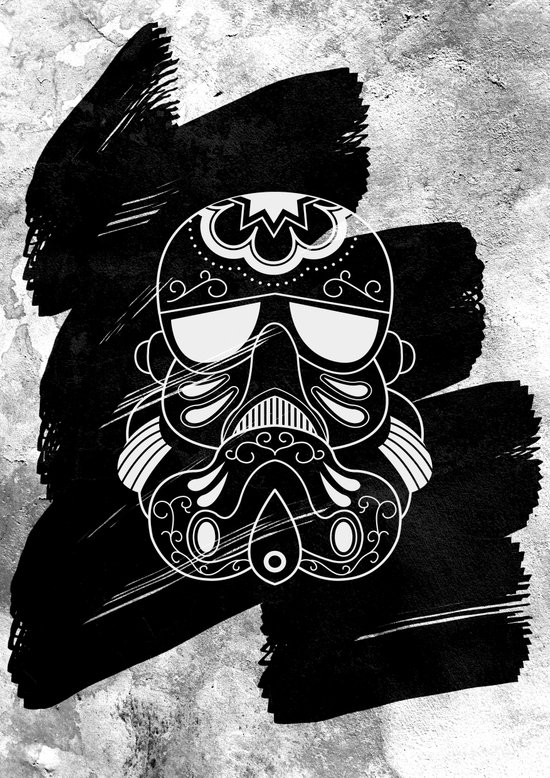 Storm Trooper #2 Art Print