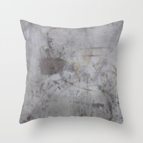 Tags with no hash Throw Pillow