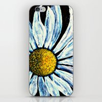 Giant Daisy iPhone & iPod Skin