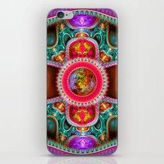 Time Space Portal iPhone & iPod Skin