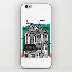 Tudor Revival iPhone & iPod Skin
