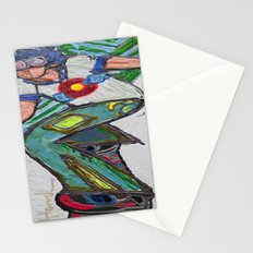On Your Left  Stationery Cards