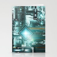 TRON the next generation Stationery Cards