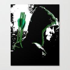 Hood And Arrows Canvas Print