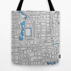 Central Beijing Tote Bag
