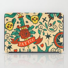 Tattoos iPad Case