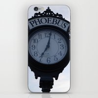 Einstein's Clock Is Exac… iPhone & iPod Skin