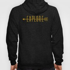 Explore (Arrow) Hoody