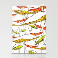 Forest Of The Magic Mush… Stationery Cards