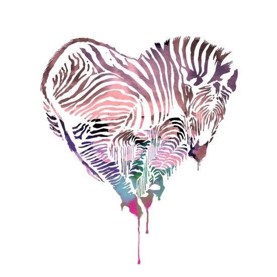 Z. Love Art Print
