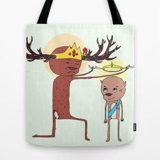 He Will Rule From Sea To Sea Tote Bag