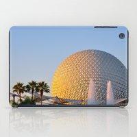 Epcot Ball iPad Case