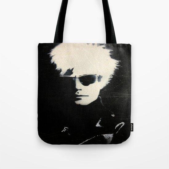 andy warhol portrait Tote Bag