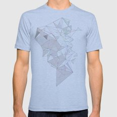 Autumn Equinox 2010 Mens Fitted Tee Athletic Blue SMALL