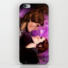 Star Wars, Han & Leia The Empire Strikes Back iPhone & iPod Skin