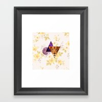 Ugly Mess  Framed Art Print