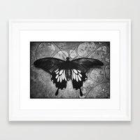 Butterfly#1  Framed Art Print