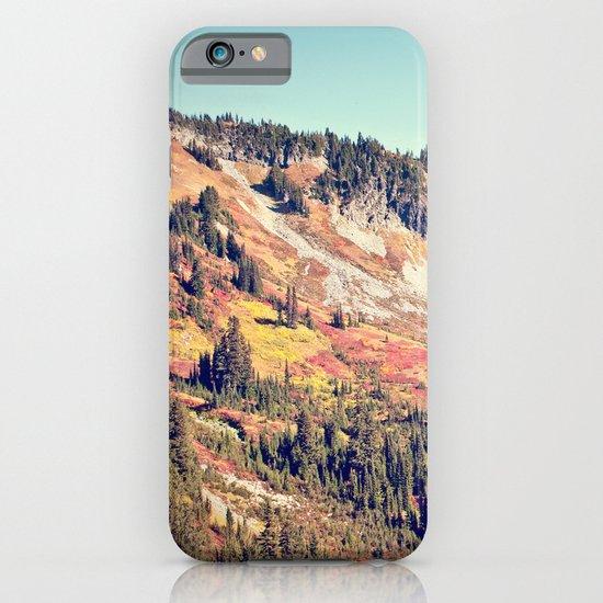Fall Mountain iPhone & iPod Case