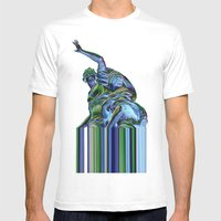 Goddess Of Versailles Mens Fitted Tee White SMALL