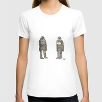Mummies Womens Fitted Tee White SMALL