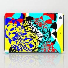 Color Bomb  iPad Case