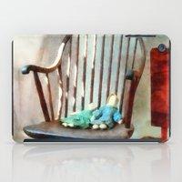 Special Friends - Waterc… iPad Case