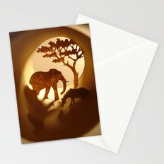 Africa (Afrique) Stationery Cards