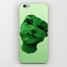 Expression B iPhone & iPod Skin