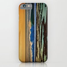 Indonesian Wave and Volcano iPhone 6 Slim Case