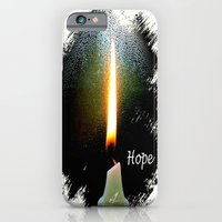 iPhone & iPod Case featuring Candle of Hope by Neville Hawkins