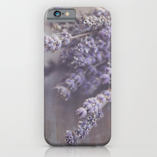 lavande iPhone & iPod Case