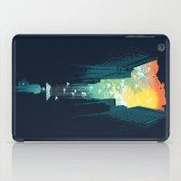 I Want My Blue Sky iPad Case