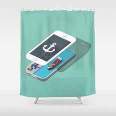 iPort Shower Curtain