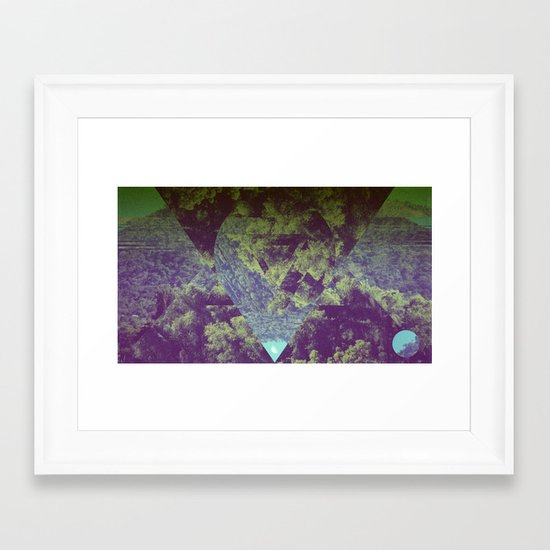 Quantic  Framed Art Print