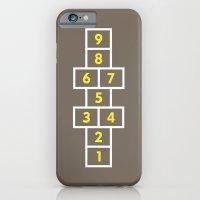 Hopscotch Brown iPhone 6 Slim Case