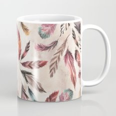 Feather Love Mug