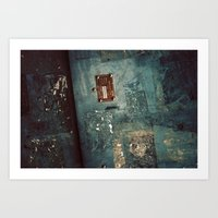 Seoul - Urban Street Dec… Art Print