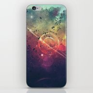 iPhone & iPod Skin featuring ∆tmysphyryc by Spires