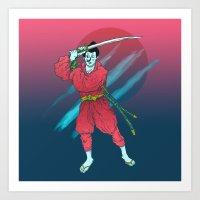 Tales Of Old Japan (1928… Art Print