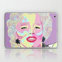 Marilyn M Laptop & iPad Skin