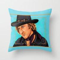 The Wilder Jim Throw Pillow