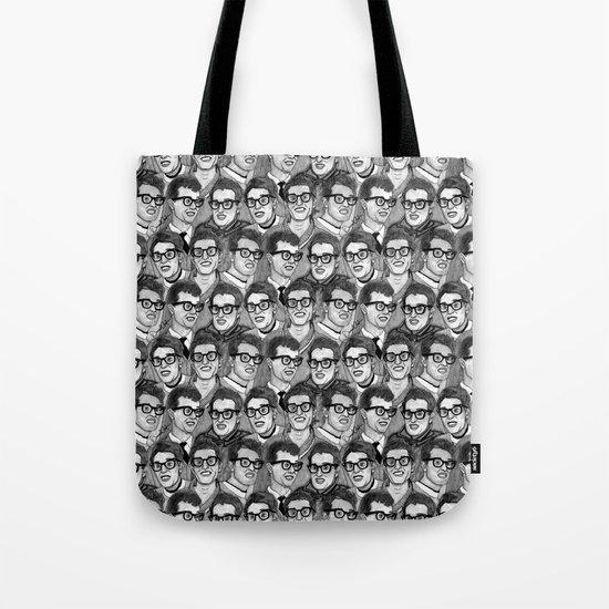 Buddy Wallpaper Tote Bag