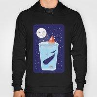 Full Waterglass Moon - N… Hoody