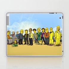 Breaking Bad cast Laptop & iPad Skin