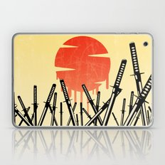 Katana Junkyard Laptop & iPad Skin