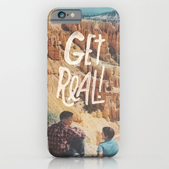 GET REAL! iPhone & iPod Case