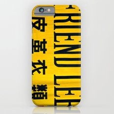 Friendly in Korea iPhone 6 Slim Case