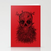 The Lumbermancer Stationery Cards