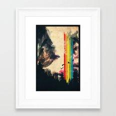 Nox Noctis Framed Art Print